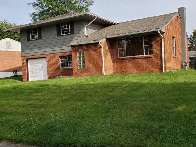 Franklin County Single Family Home For Sale: 2839 Manola Drive