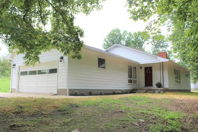 Fairfield County, Pickaway County, Ross County Single Family Home For Sale: 1824 Lunbeck Road