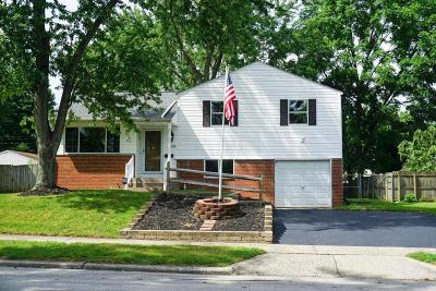Franklin County Single Family Home For Sale: 3056 Rightmire Boulevard
