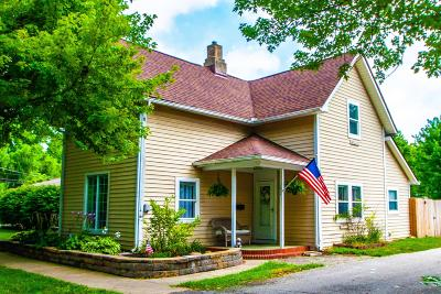 Union County Single Family Home For Sale: 297 N Chillicothe Street