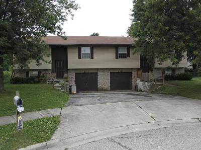 Reynoldsburg Multi Family Home For Sale: 6335 Brent Court #37
