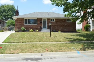 Columbus Single Family Home For Sale: 4429 Marland Drive