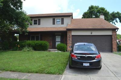 Reynoldsburg OH Single Family Home For Sale: $224,900