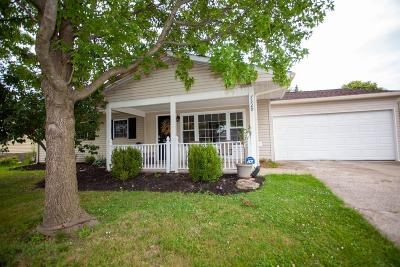 Reynoldsburg Single Family Home For Sale: 7329 Warwick Avenue
