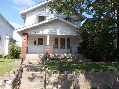 Columbus Single Family Home For Sale: 602 Townsend Avenue