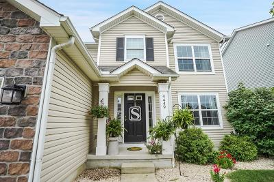 Columbus Single Family Home For Sale: 4449 Butler Farms Drive