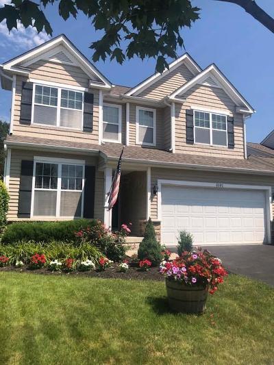 Columbus Single Family Home For Sale: 6192 Stockton Trail Way