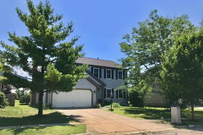 Westerville Single Family Home For Sale: 939 Brockwell Drive