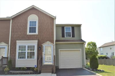 Hilliard Condo For Sale: 4908 Stoneybrook Boulevard #19F