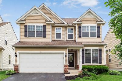 Columbus Single Family Home For Sale: 338 Hoskins Way