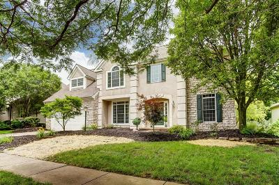 Columbus Single Family Home For Sale: 3414 Waterpoint Drive