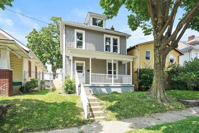Columbus Single Family Home For Sale: 564 E Mithoff Street