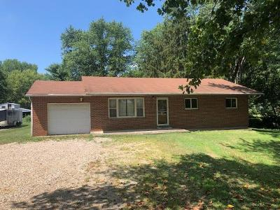 Circleville Single Family Home For Sale: 2719 N Court Street