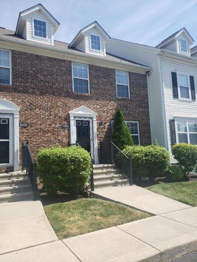 Westerville Condo For Sale: 1152 Green Knoll Drive