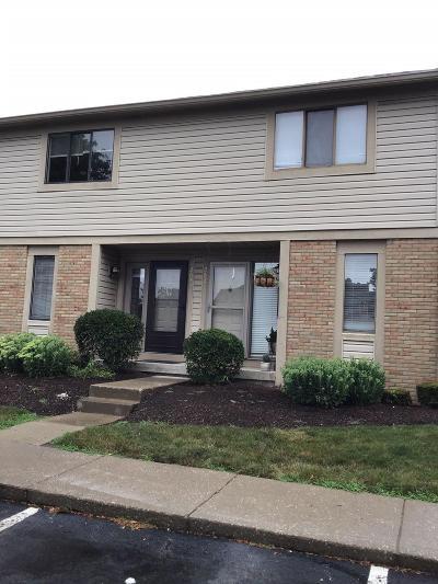 Dublin Multi Family Home For Sale: 2630 Cedar Lake Drive