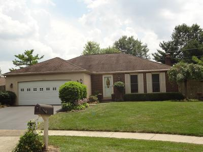 Reynoldsburg Single Family Home For Sale: 7249 Doverwood Court