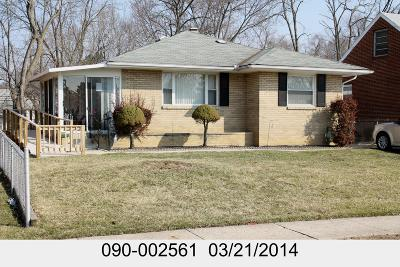 Columbus OH Single Family Home For Sale: $90,000