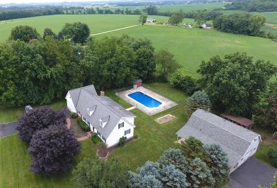 Single Family Home For Sale: 2255 Carroll Southern Road NW