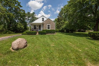 Columbus Single Family Home For Sale: 2506 Chester Road