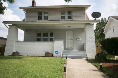 Columbus Single Family Home For Sale: 2003 Sullivant Avenue
