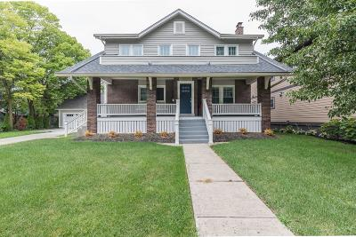 Grandview Heights Single Family Home For Sale: 1211 Ashland Avenue