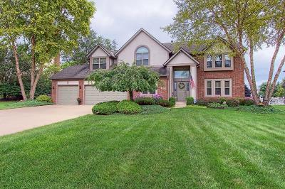 Pickerington Single Family Home For Sale: 12838 Jeffrey Drive