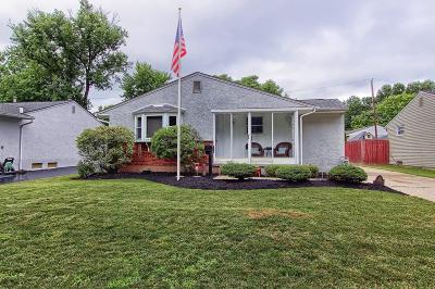 Columbus Single Family Home For Sale: 5287 Roche Place