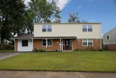 Westerville Single Family Home For Sale: 5534 Oslo Drive