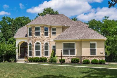 Single Family Home For Sale: 8251 Liberty Road N