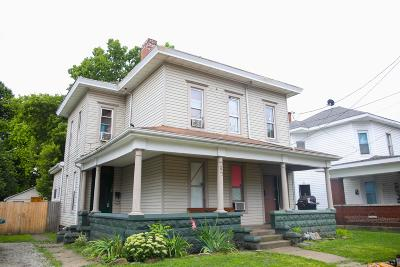 Newark Multi Family Home For Sale: 235 W Church Street