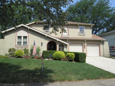 Westerville Single Family Home For Sale: 918 Prince William Lane