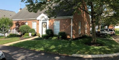 Grove City Condo For Sale: 2534 Swan Drive