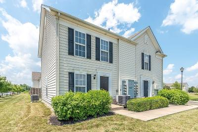 Canal Winchester Condo For Sale: 6423 Blue Knoll Drive