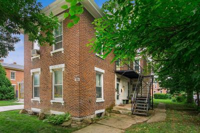 Columbus Multi Family Home For Sale: 101-103 Thurman Avenue