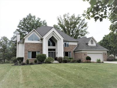 Westerville Single Family Home For Sale: 5726 Blackhawk Forest Drive