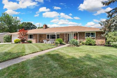 Columbus Single Family Home For Sale: 502 Springs Drive