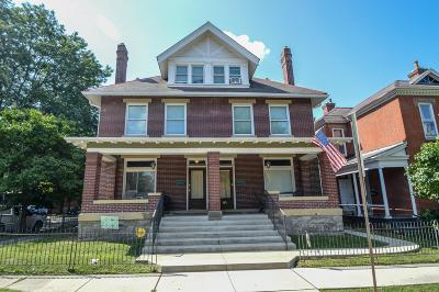 columbus Multi Family Home For Sale: 65-67 Warren Street