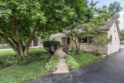 Columbus Single Family Home For Sale: 231 S Harding Road
