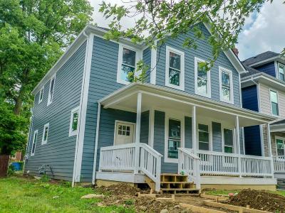 Columbus Single Family Home For Sale: 406 Stoddart Avenue