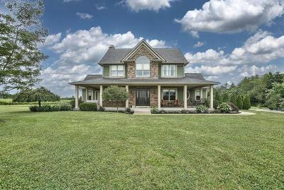Lancaster Single Family Home For Sale: 4345 Stringtown Road NW