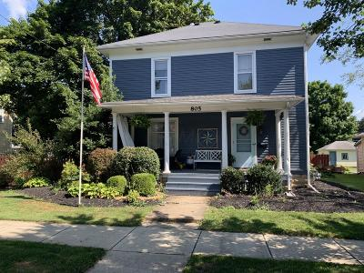 Mount Vernon OH Single Family Home For Sale: $164,900