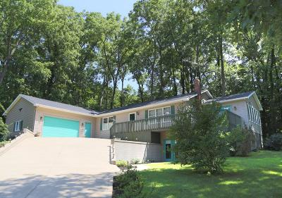 Howard Single Family Home For Sale: 580 Highland Hills Drive