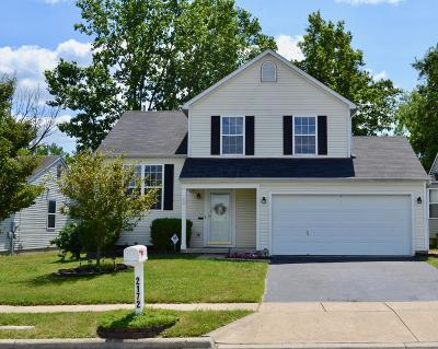 Single Family Home For Sale: 2172 Maribeth Place