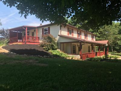 Lancaster Single Family Home For Sale: 7133 Tent Church Road NE