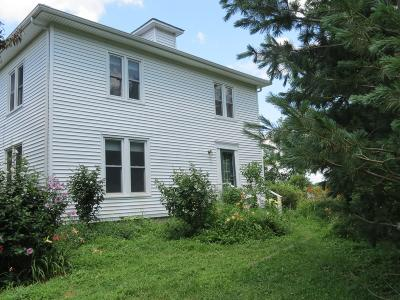 Johnstown Single Family Home For Sale: 7755 Liberty Church Road