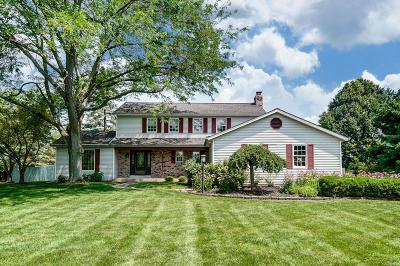 Westerville Single Family Home For Sale: 5220 Smothers Road