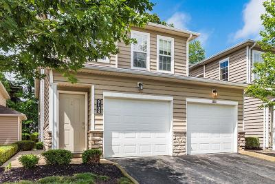 Westerville Condo For Sale: 6108 Sowerby Lane