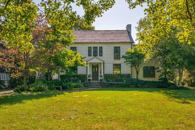 Bexley Single Family Home For Sale: 346 S Drexel Avenue