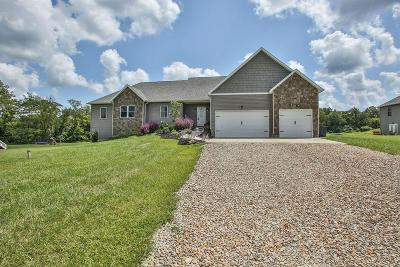 Thornville Single Family Home For Sale: 8849 Licking Trails Road