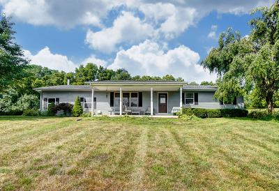 Circleville Single Family Home For Sale: 18881 Island Road